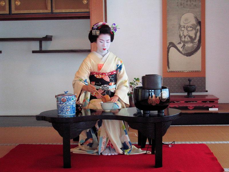 ceremonia del te japonesa