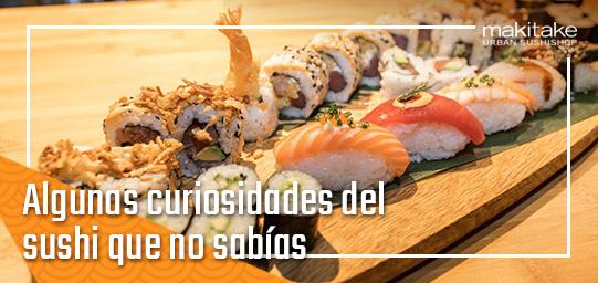 curiosidades del sushi